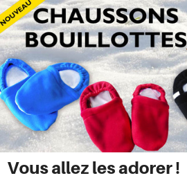 chaussons Bouillotte