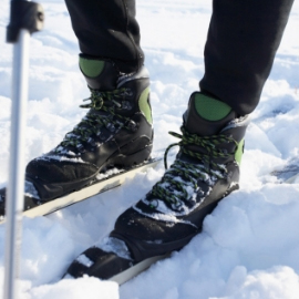 Terminé les pieds froids dans les chaussures de ski