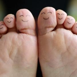 Mettez vos pieds au chaud