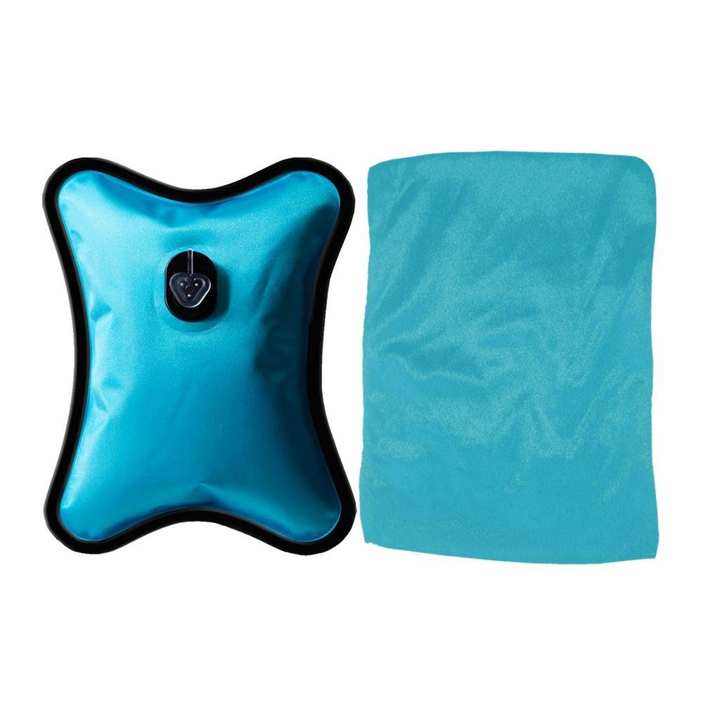 Bouillotte électrique grande bleue