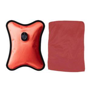 Bouillotte électrique grande rouge