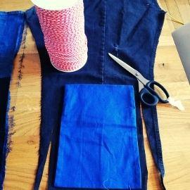Upcycling : découvrez nos housses en jeans recyclés